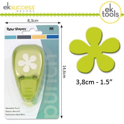 EK Tools paper shaper - Retro Flower