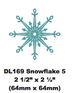 Cheery Lynn Designs - Snowflakes