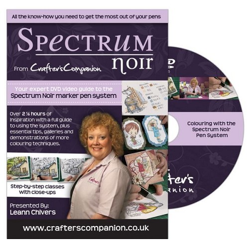 Spectrum Noir DVD by Crafter`s Companion