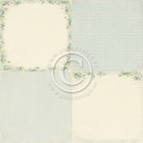 Pion Design - Blue forget me not - Sweet Baby