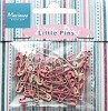 Marianne Design - Mini Pins - Light Pink & Pink