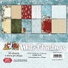Craft & You - White Christmas - Small paperpad
