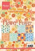 Marianne Design - Pretty Paper Bloc - Flower Power