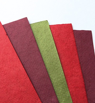 Marianne Design - Mulberry paper Christmas Color