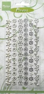 Marianne Design - Decoration Flowers - Pearl - Strass