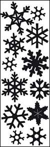Marianne Design - craftables - Punch die snowflakes