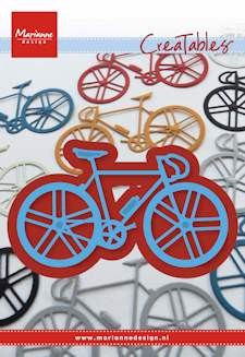 Marianne design - creatables - bycicle