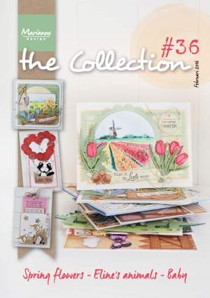 Marianne Design - The collection#36