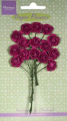 Marianne Design - Roses - medium pink