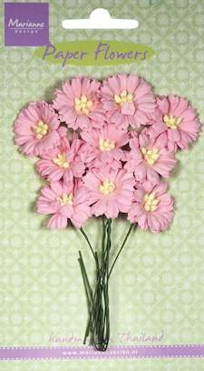 Marianne Design - Daisies light pink