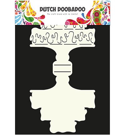 DDBD - Dutch Card Art - Cake