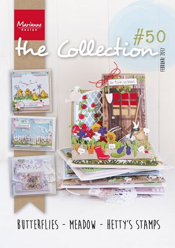 Marianne Design - The collection #50