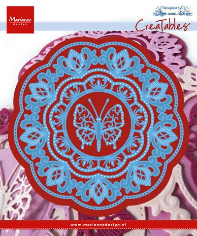 Marianne Design - Creatables - Anja`s Butterfly