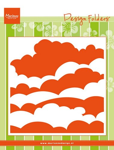 Marianne Design - Design folder - Clouds