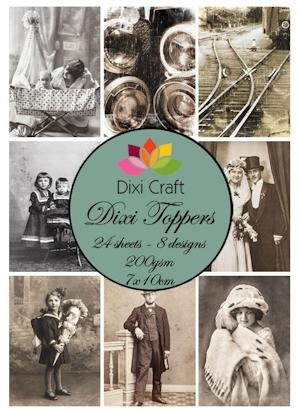 Dixi - Toppers - Vintage