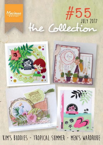 Marianne Design - The collection #55