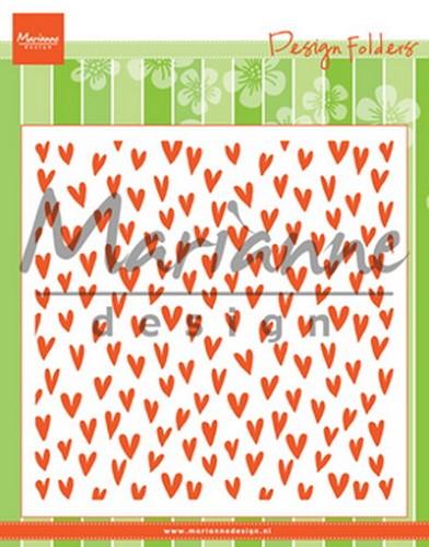 Afbeeldingsresultaat voor Marianne design Design folder hearts