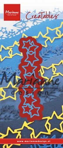 Marianne Design - Creatables - Lots of stars