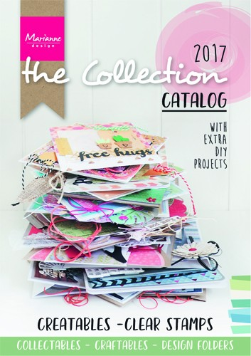 Marianne Design - Catalogus The Collection 2017