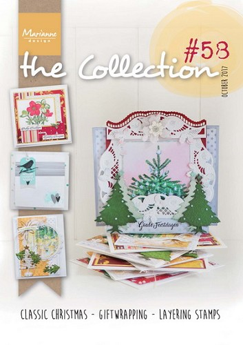 Marianne Design - The collection #58