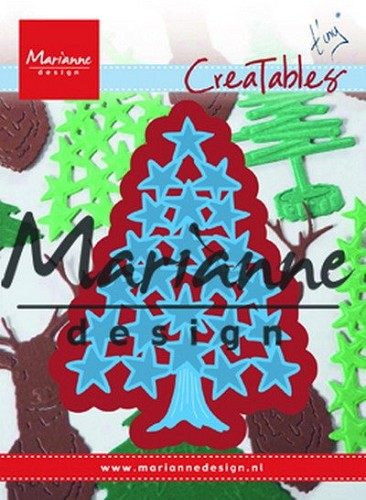 Marianne Design - Creatables -  Tiny`s christmas tree