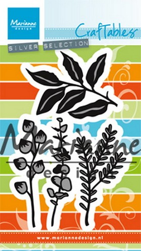 Marianne Design - Craftables - Herbs & Leaves