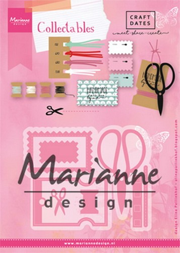 Marianne Design - Collectables - Eline`s craft dates