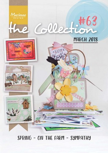 Marianne Design - The collection #63