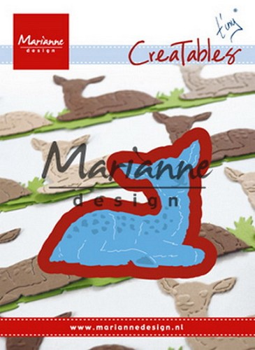 Marianne Design - Creatables - Tiny`s baby deer