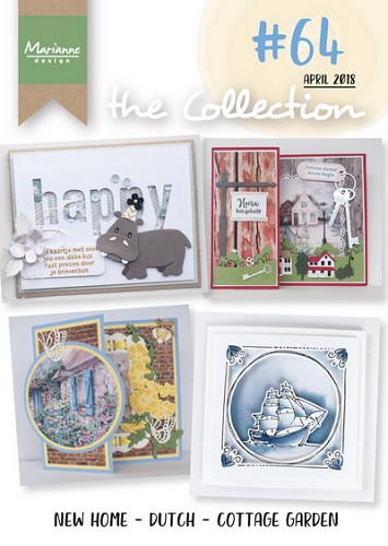 Marianne Design - The collection #64