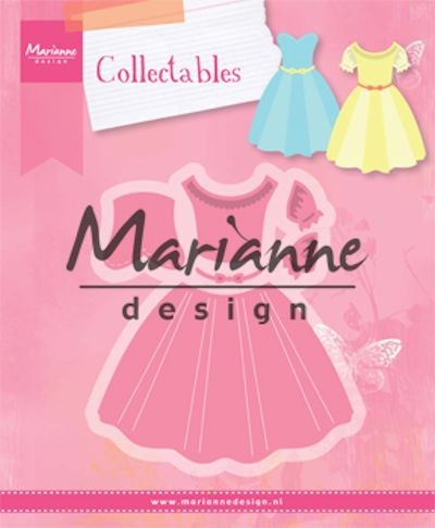 Marianne Design - Collectables - Dress