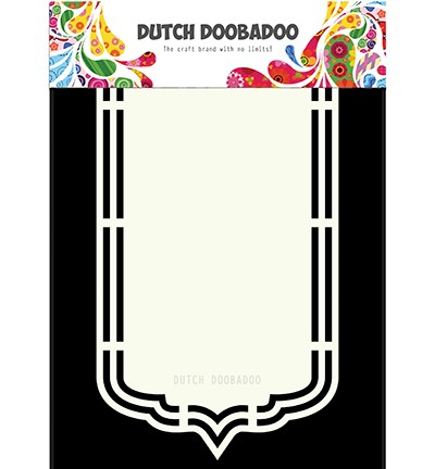 DDBD - Shape Art - Bookmark