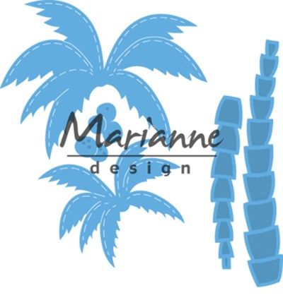 Marianne Design - Creatables - Palm trees