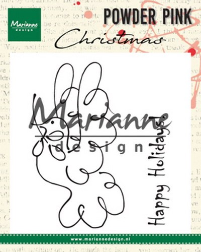 Marianne Design - Clear stamp - Dove