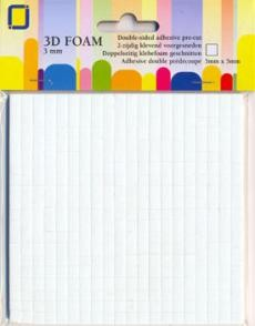 3D Foam Pads 3mm.