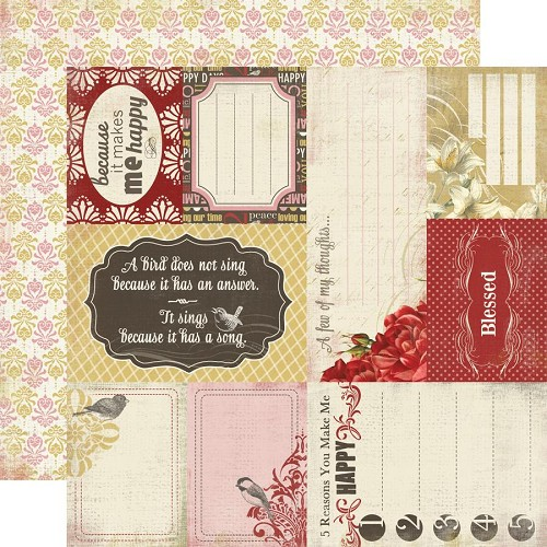 Carta Bella - Thoughtful Cards Paper