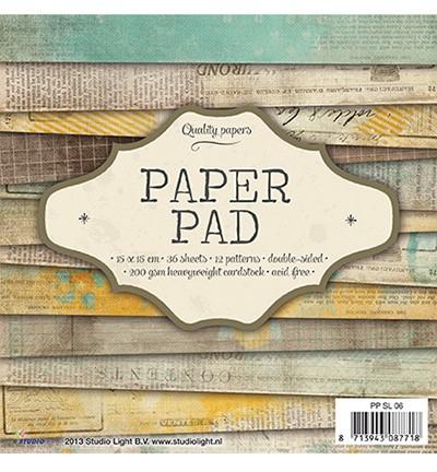paperpad 6 - Groot