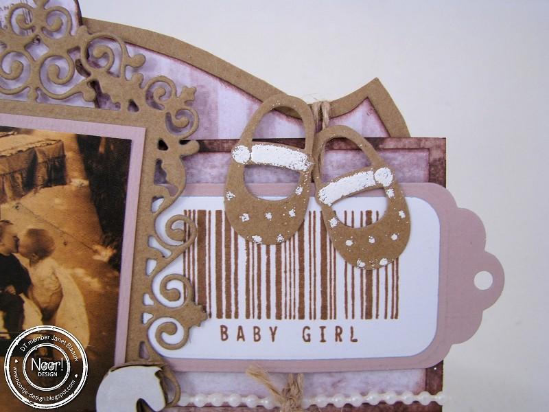 barcode-stempel - Groot